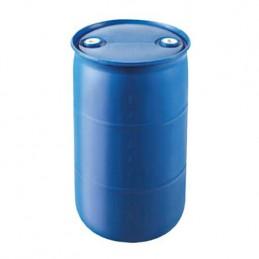 Fût 220 litres pour le stockage et le transport de liquides chimiques et alimentaires