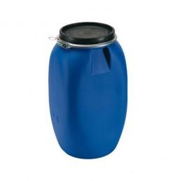 Fût 60 litres avec couvercle et joint en caoutchouc