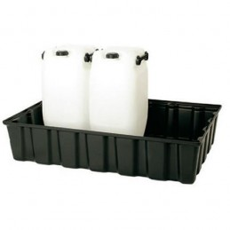 Bac de rétention plastique 220 litres 1220 x 820 mm.