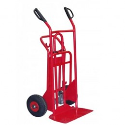 Diable manuel 500 kg avec 3 positions transformable en chariot