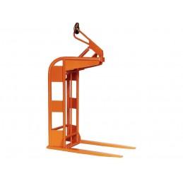 Lève-palette écartement et hauteur fixe équilibrage automatique.