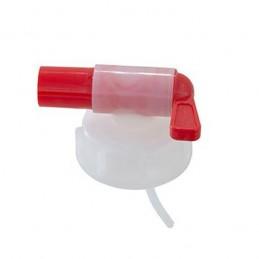 Bouchon DIN 51 pour jerrycans avec robinet.