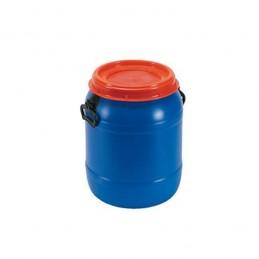 Fût  50 litres pour les solides en usage international