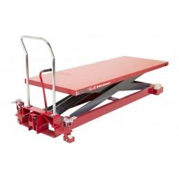 Table élévatrice mobile grande longueur 1000 kg
