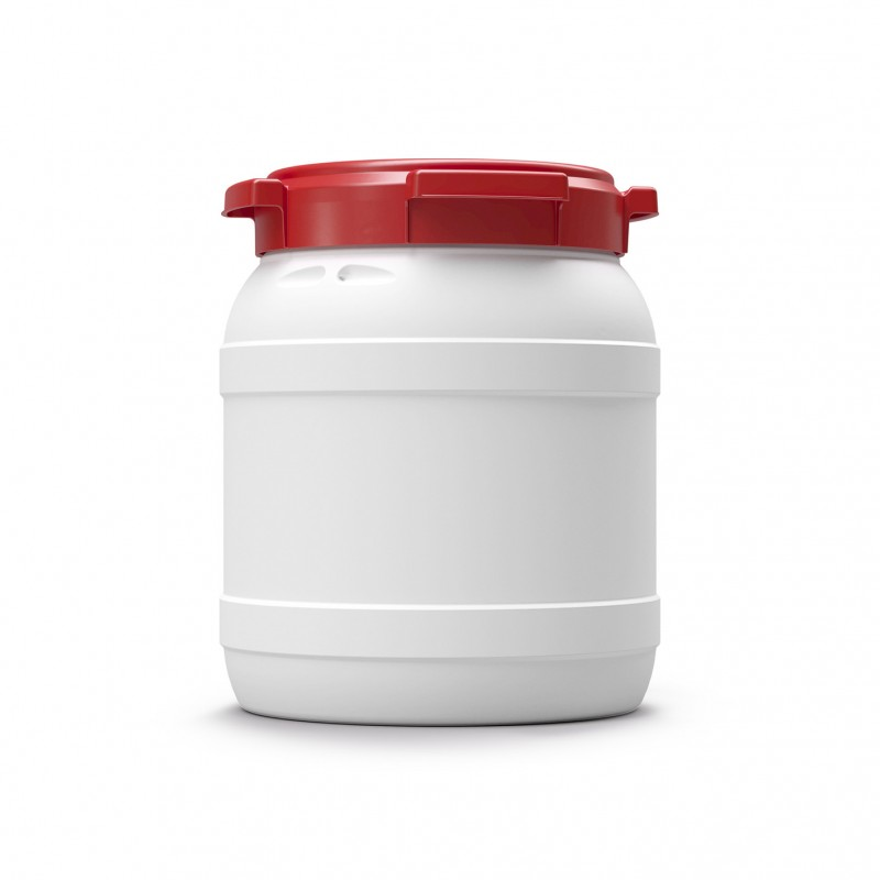 Fût 15 litres grande ouverture scellable homologué UN-X