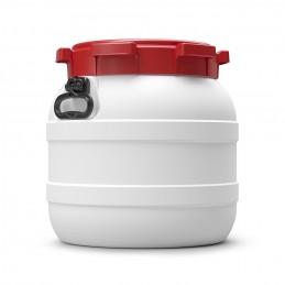 Fût 42 litres grande ouverture scellable homologué UN-X
