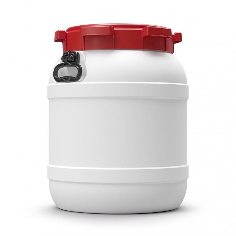 Fût 55 litres grande ouverture scellable homologué UN-X