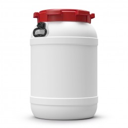 Fût 68 litres grande ouverture scellable homologué UN-X