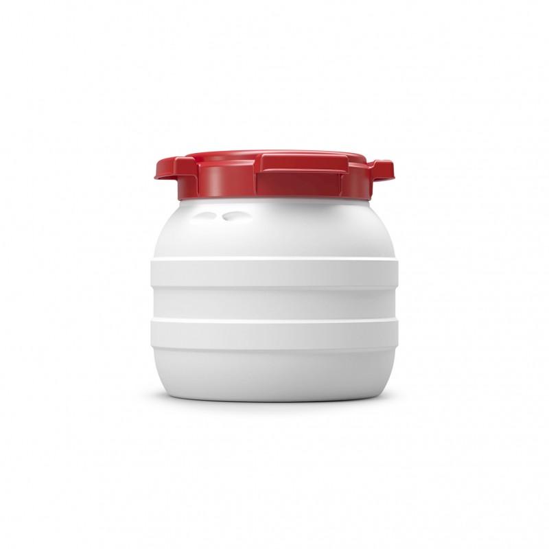 Fût 3.6 litres grande ouverture scellable homologué UN-X