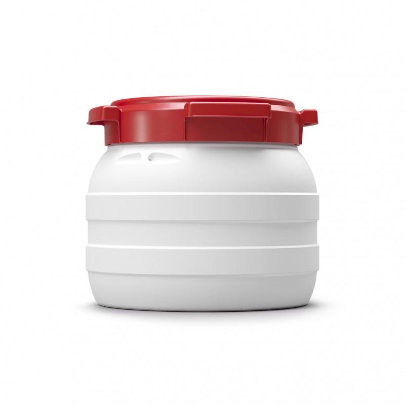 Fût 10 litres grande ouverture scellable homologué UN-X