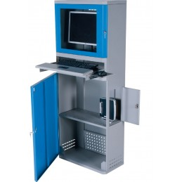 Armoire informatique pour atelier de production industriel