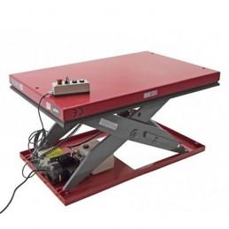 Tables élévatrices électriques acier de 500 à 3000 kg
