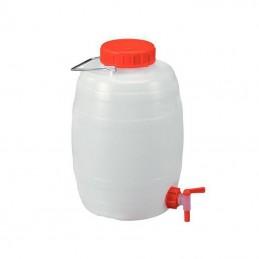 Baril pour liquides alimentaires de 5 à 100 litres : bidon de 10 litres
