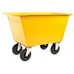 Chariot à déchets 200 litres.