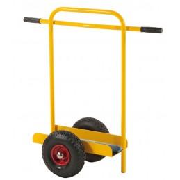 Chariot porte-panneau avec poignée 200 kg