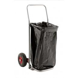 Chariot pour sac poubelle de 125 litres