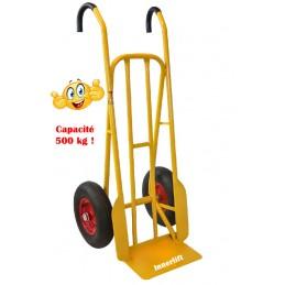 Diable manuel 500 kg