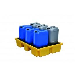 Bac de rétention 120 litres faible hauteur