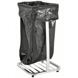 Chariot de collecte porte sac de 125 Litres