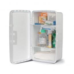 Armoire a pharmacie + kit première aide