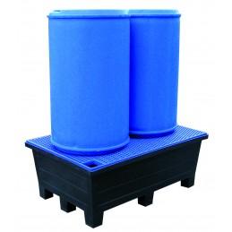Bac de rétention 240 litres avec pieds