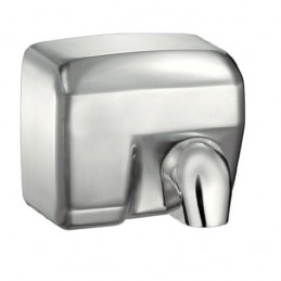 Sèche-mains inox 2400 W automatique