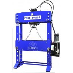 Presse hydraulique 100 tonnes verticale motorisée