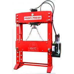 Presse hydraulique 60 tonnes verticale motorisée