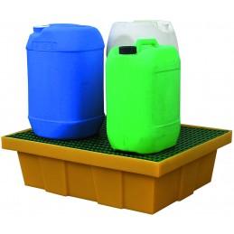 Bac de rétention 70 litres avec fond plat