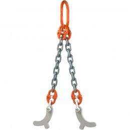 Élingue chaîne pour levage des plaques Stelcon 1500 kg