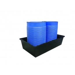 Bac de rétention 300 litres à fond plat