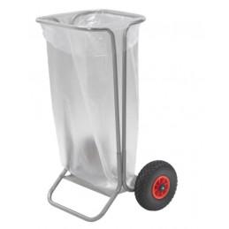 Support pour sac poubelle
