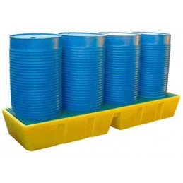 Bac de rétention 450 litres faible largeur