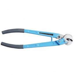 Pince pour couper les câbles acier jusqu'à 16 mm