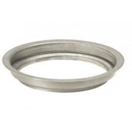 Collerette en acier inox pour joint de vide-ordures 6350