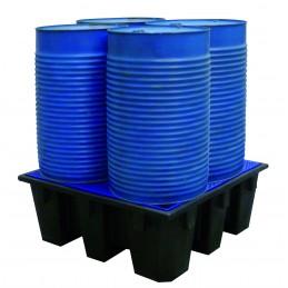 Bac de rétention de 450 litres emboîtable