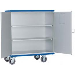 Chariot armoire 970 litres avec 3 compartiments