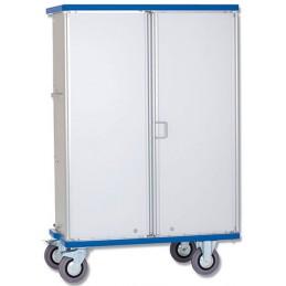 Chariot armoire 890 litres avec 3 compartiments