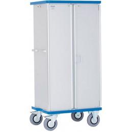 Chariot armoire 590 litres avec 3 compartiments