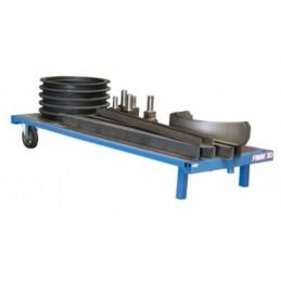 Plateforme roulante industrielle 2000 x 800 mm