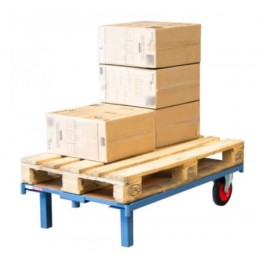Plateforme roulante industrielle 500 kg