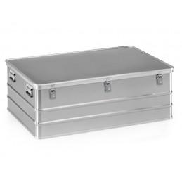 Boîte aluminium 327 litres pour transport de matières dangereuses
