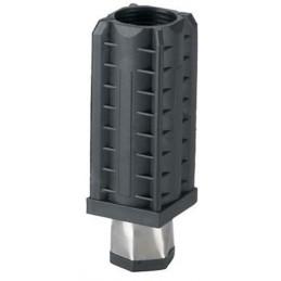 Vérin pour tube carré 40x40 mm