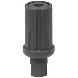 Vérin diamètre 38 mm en composite gris