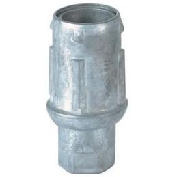 Vérin pour tube de diamètre 41 mm en zamac
