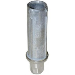 Vérin diamètre 41 mm en acier inox