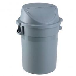 Conteneur à déchets à trappe PUSH