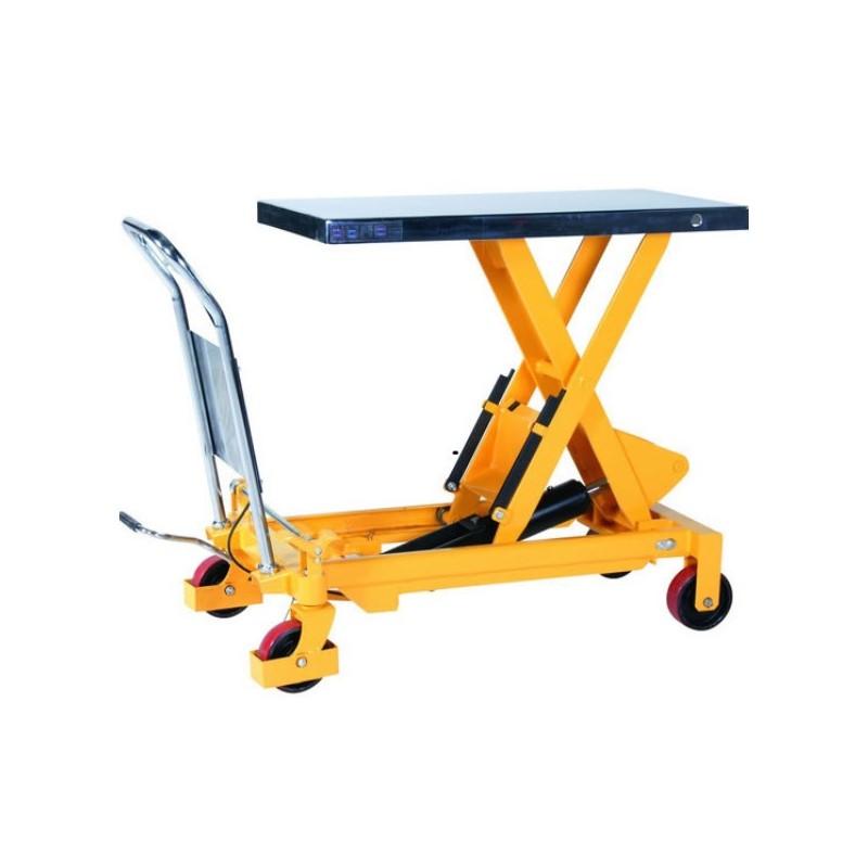 Table élévatrice 750 kg mobile