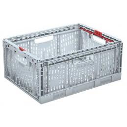 Caisse pliable ajourée 400 x 300 x 174 mm