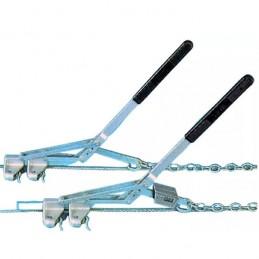 Tendeur de câble acier tirvit